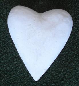 Hjärta (213) Vikt: 8 kg Mått (H x B): 25 x 10 cm
