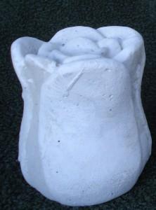 Ros stor (216) Mått (H): 20 cm