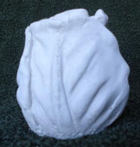 Ros (218) Mått (H x B x D): 9 x 10 x 10 cm